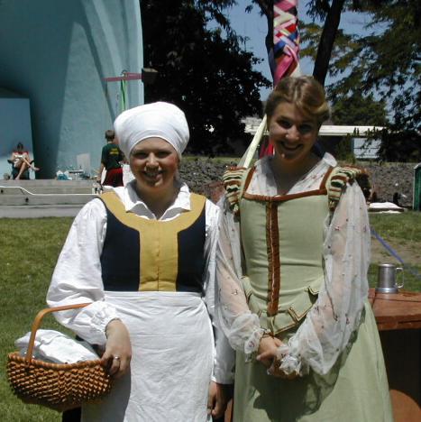 Elizabeth and I