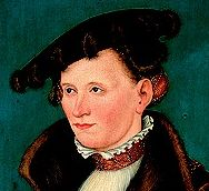 Portrait of a Woman, 1539 Lucas Cranach