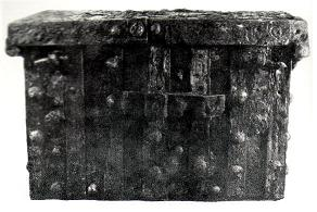 Iron Chest from the Gagiana